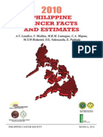 Philippine Cancer Facts and Estimates 2010