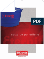 12 Caixa d'água de Polietileno MEDIDAS