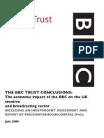 Economic Impact of Bbc