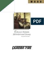 Quadra Fire Wood Stoves
