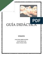 GUÍA DIDÁCTICA LA PUBLICIDAD