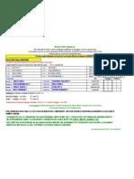 4) Play-Off Serie b Uisp-fe 2012