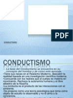 Conducctismo Expo