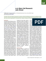 Global Challenges in Stem Cell Research