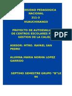 Universidad Pedagogic A Nacional