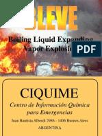 Bleve Ciquime