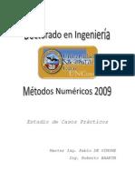 metodosnumericos CASOS PRACTICOS