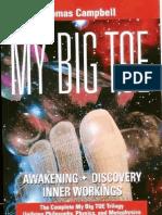 60995974 Thomas Campbell My Big Toe Book 3 Inner Workings