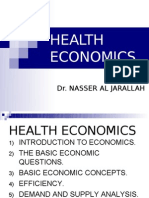 Health Economics 2009