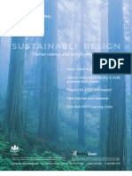 BAC - Sustainable Design Brochure