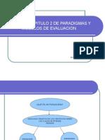 Capitulo 2 Paradigm As y Modelos de Evaluacion