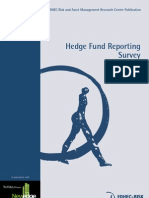 Hedge Fund Reporting Survey3392