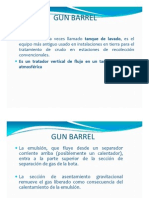 4 - Gun Barrel