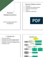 Sistemas Multiprocesadores 2004-2005