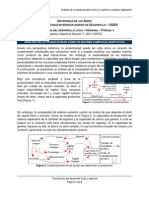 La productividad como sistema complejo adaptativo