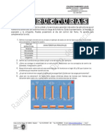 Estructuras 1º ESO