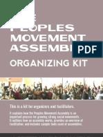 Peoples Movement Assembly Organizing Kit #MustSeeDocs