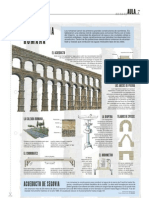Lámina Acueducto Romano
