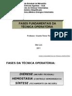 TECNICAS OPERATORIAS