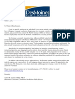 AGraeberBrennan Recommendation 2012