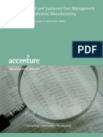 Accenture IE Rapid and Sustained Cost Management