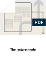 The Lecture Mode