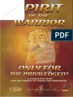 4e - Spirit of the Warrior - New Cover - updated and revised