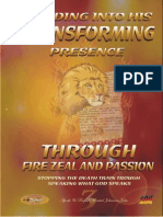 3e - Residing Into His Transforming Presence - Completely Revised edition - 2013