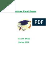 Capstone Final Paper