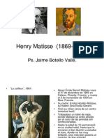 Henry Matisse (1869-1954)