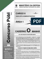 Anac Cargo 06 Area 1 Analista