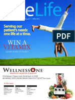 Volume 1 WellnessOne Newsletter