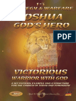 6e - Joshua Gods Hero - Volume 1-3 - NEW COVER - Revised and Updated
