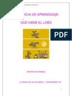 20070219204724-Secuencia de Aprendizaje El Lobo
