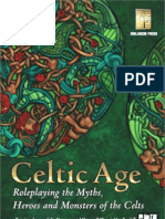 Avalanche Press - Celtic Age - Roleplaying the Myths, Heroes and Monsters of the Celts by Azamor