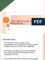 Data Mining & Data Warehouse_final2