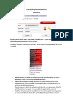 Guia Web - Modulo de Capacitacion Especifica