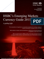 2011 HSBC EM Asia GuideEmergingMarketCurrencies2011