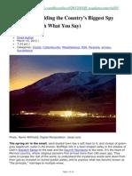NSA Spy Center in Utah