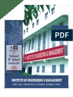 IEM Brochure