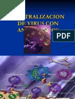 Neutralizacion de Virus Con Anticuerpos