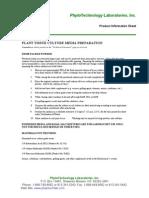 MediaPreparation phytolab