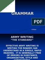 CW9Z64 Grammar