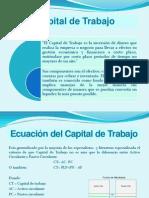 Presentación Capital de Trabajo II