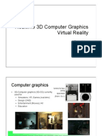 Graphics Pipeline and Graphs