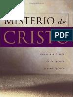 El Misterio de Cristo - Watchman Nee