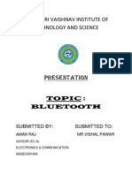 Bluetooth Report