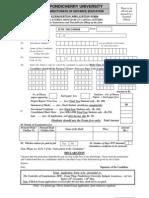 Exam App 01112010