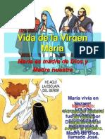 Vida Virgen María