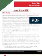 Programando en AutoLISP Parte 2